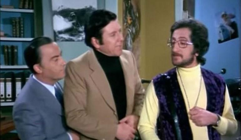 Ο αισιόδοξος (1973) - Γιάννης Σμυρναίος