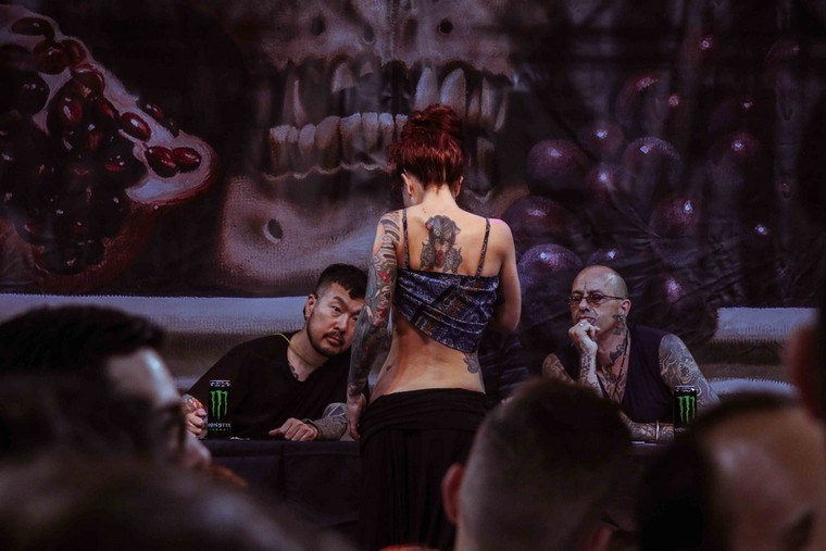 13o Athens International Tattoo Convention