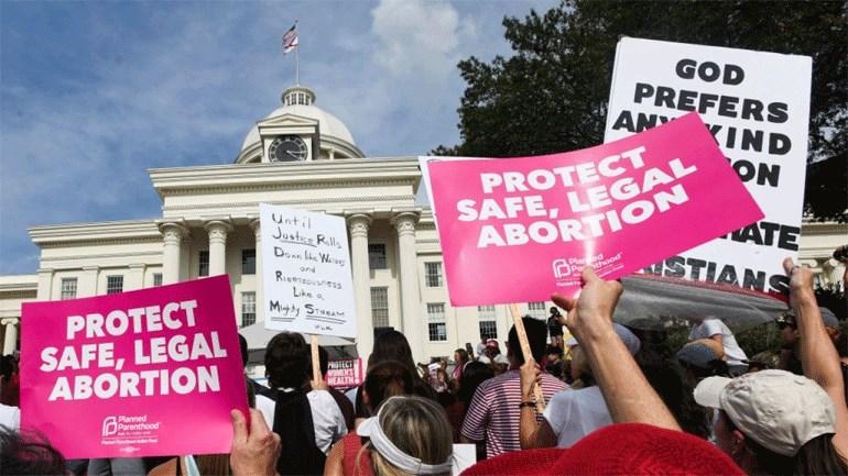 Διαδηλώσεις για το δικαίωμα στην άμβλωση στις ΗΠΑ   orthodoxia.online     αμβλώσεισ   Uncategorized   orthodoxia.online