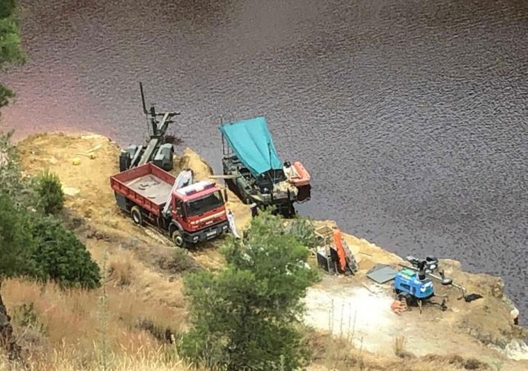 Ορέστης: Βρέθηκε η τρίτη βαλίτσα του θανάτου στην Κόκκινη Λίμνη 2