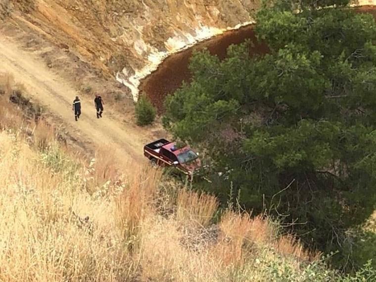 Ορέστης: Βρέθηκε η τρίτη βαλίτσα του θανάτου στην Κόκκινη Λίμνη 3