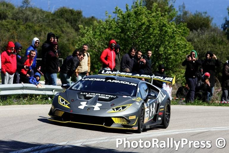 """Η Lamborghini Huracan του """"Samino"""" θα κάνει την εμφάνισή της στη Ριτσώνα..."""