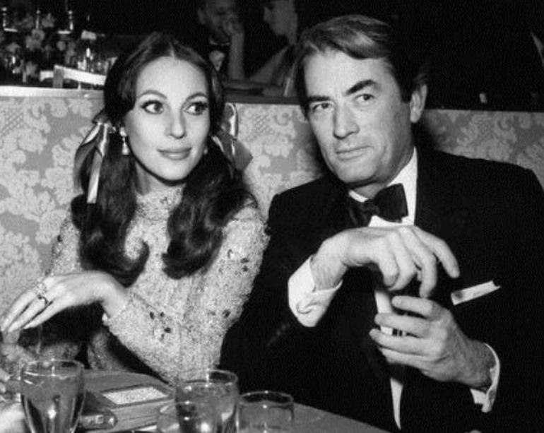 Με τη δεύτερη σύζυγο του Βερόνικα Πασάνι