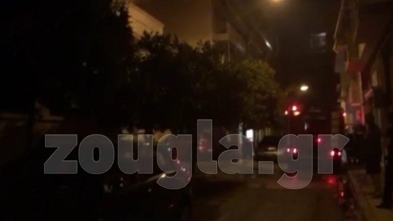 Ταυτόχρονος εμπρησμός σε δύο γκαράζ στο Κολωνάκι