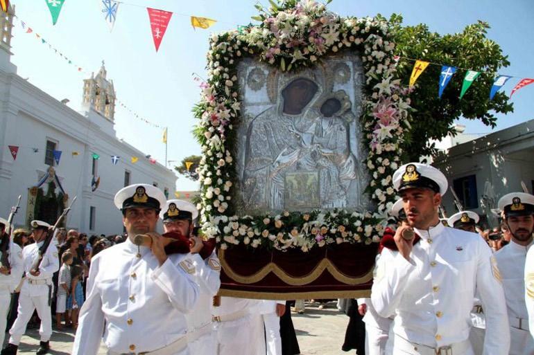 Η Ελλάδα γιορτάζει την Κοίμηση της Θεοτόκου | Ελλάδα | Ορθοδοξία | orthodoxia.online | Κοίμηση της Θεοτόκου | Δεκαπενταύγουστος | Ελλάδα | Ορθοδοξία | orthodoxia.online