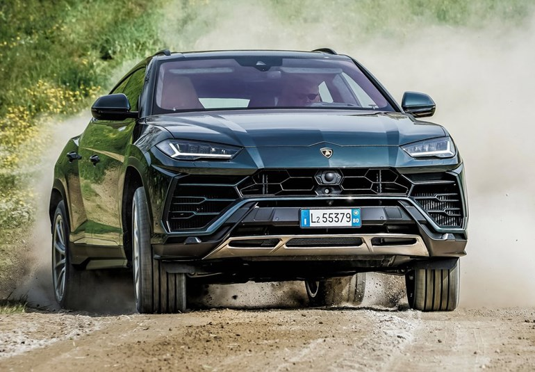 To super SUV της Lamborghini...