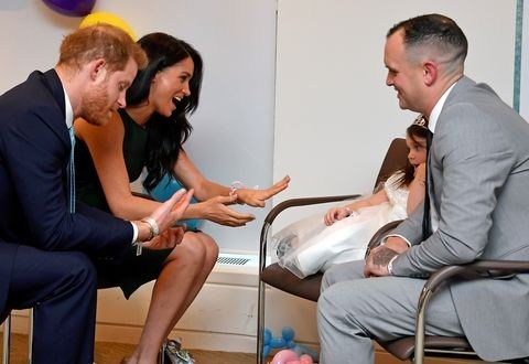 Το κομπλιμέντο του Harry στην Meghan για την εμφάνισή της μετά την εγκυμοσύνη