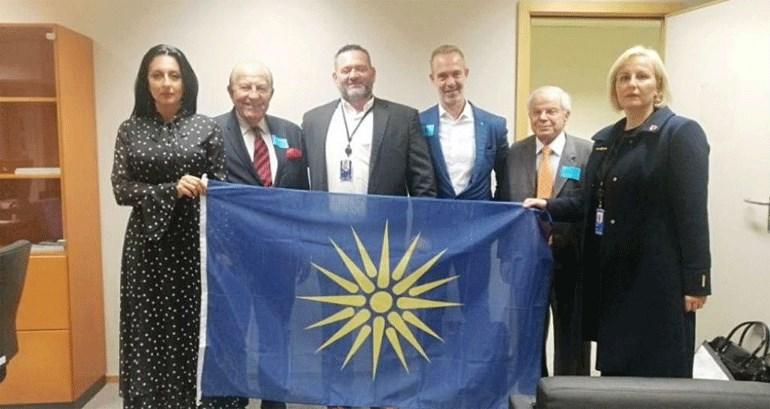 Η Γεωργία Μπιτάκου στο πλευρό του πρώην Χρυσαυγίτη βουλευτή Γιάννη Λαγού