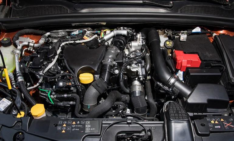 Διαθέσιμοι είναι κινητήρες βενζίνης και diesel με ισχύ από 75 έως 130 ίππους