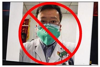 Ο γιατρός, Li Wenliang