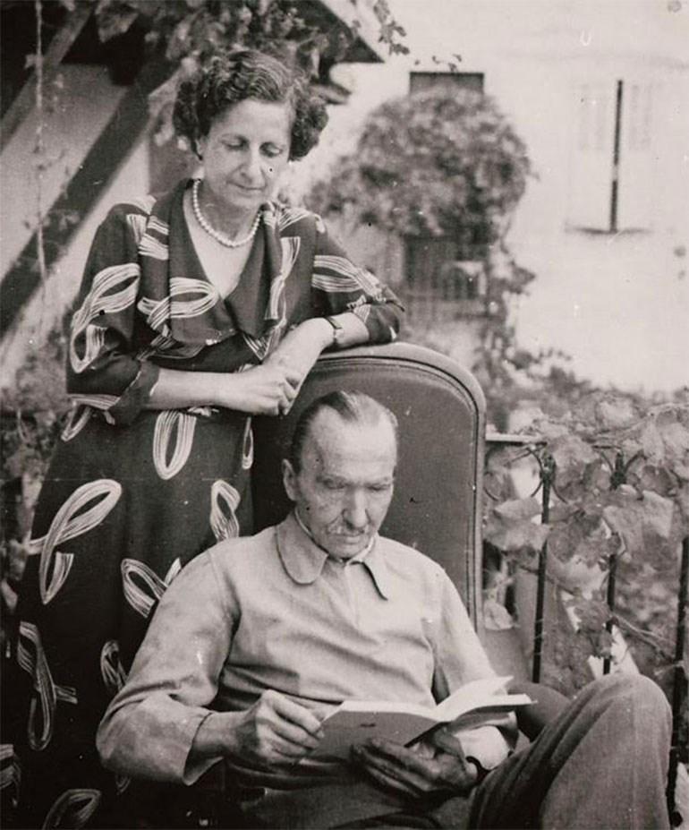 Ελένη Σαμίου - Νίκος Καζαντζάκης