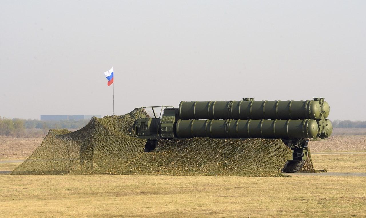 Ρωσικά οπλικά συστήματα S-400