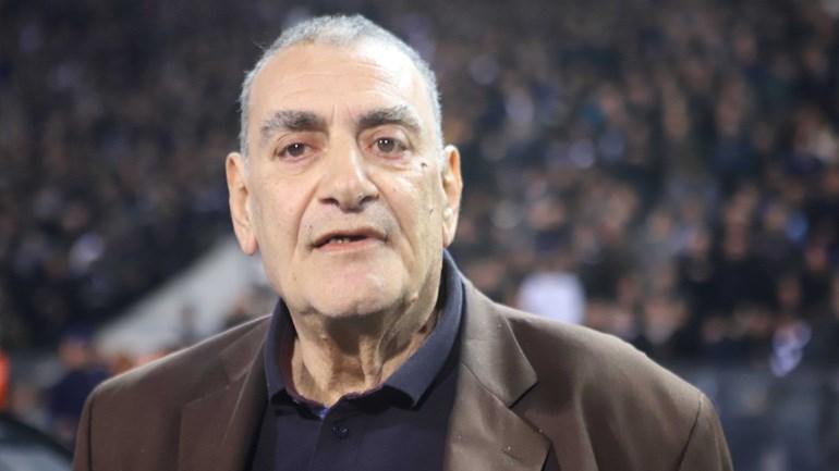 Ο «στρατηγός» της κερκίδας του ΠΑΟΚ, Μάκης Μαυρομιχάλης, βρέθηκε σήμερα στο γήπεδο της Τούμπας μετά από 28 χρόνια