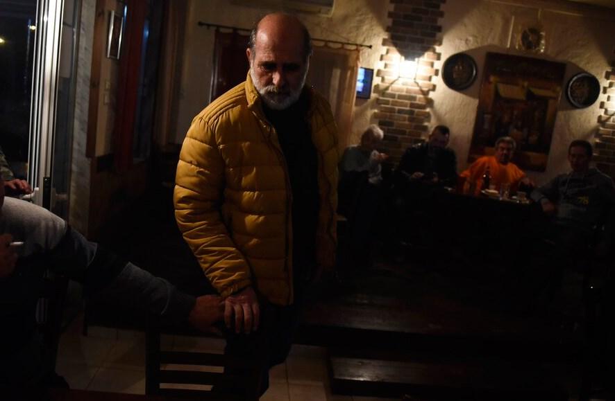 Πολίτες σε κυνηγετικό καταφύγιο μετά από περιπολία στον Έβρο