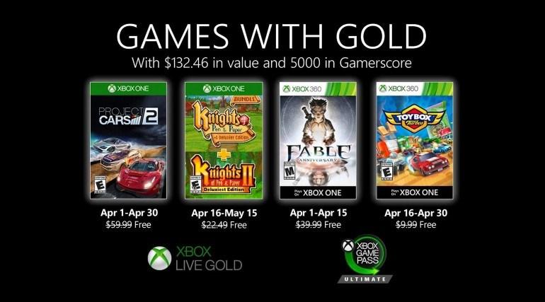 Gaming: Τα δωρεάν παιχνίδια για PS4, Xbox One και PC - Απρίλιος 2020!!