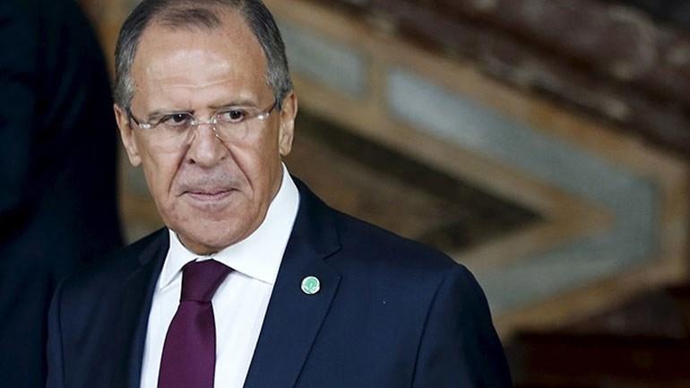 O υπουργός Εξωτερικών της Ρωσίας Σεργκέι Λαβρόφ