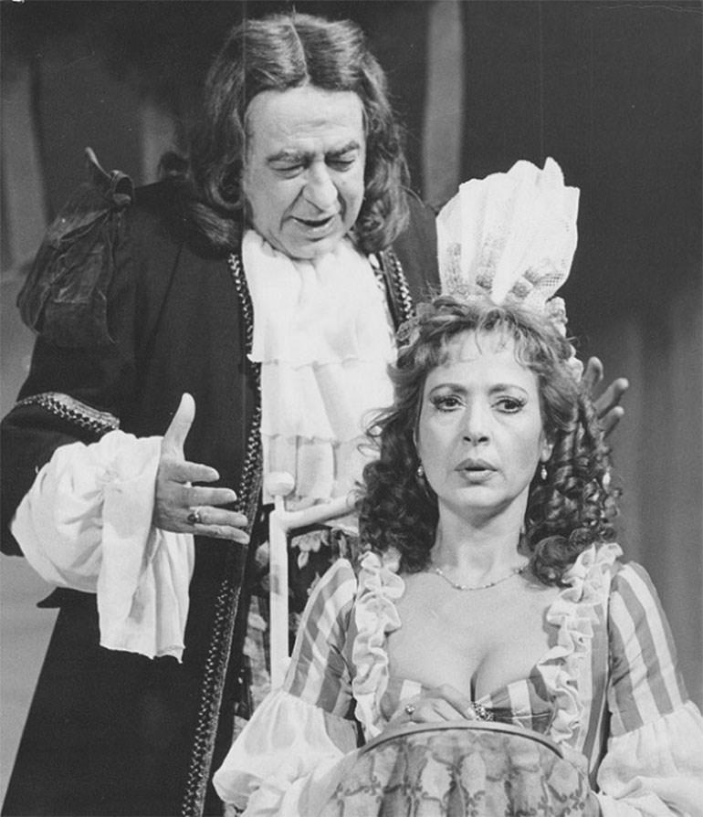ΠΕΘΑΝΕ η ηθοποιός Άννυ Πασπάτη...
