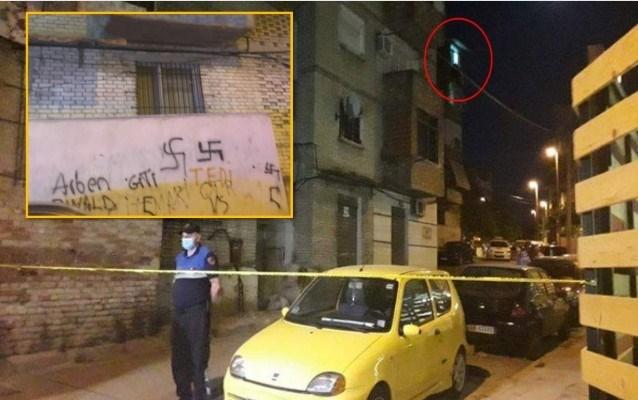 Το διαμέρισμα της φρίκης σε πολυκατοικία σε περιοχή των Τιράνων