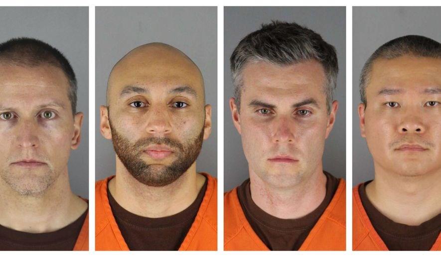 Οι κατηγορούμενοι αστυνομικοί
