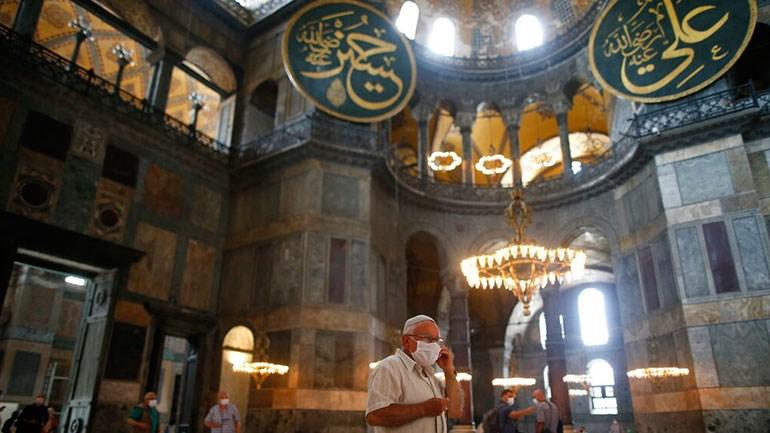 Τζαμί η Αγία Σοφία: Παγκόσμια κατακραυγή - Πρώτο θέμα στα διεθνή ΜΜΕ | ΚΟΣΜΟΣ | Ορθοδοξία | orthodoxia.online | Αγία Σοφία | Αγία Σοφία | ΚΟΣΜΟΣ | Ορθοδοξία | orthodoxia.online