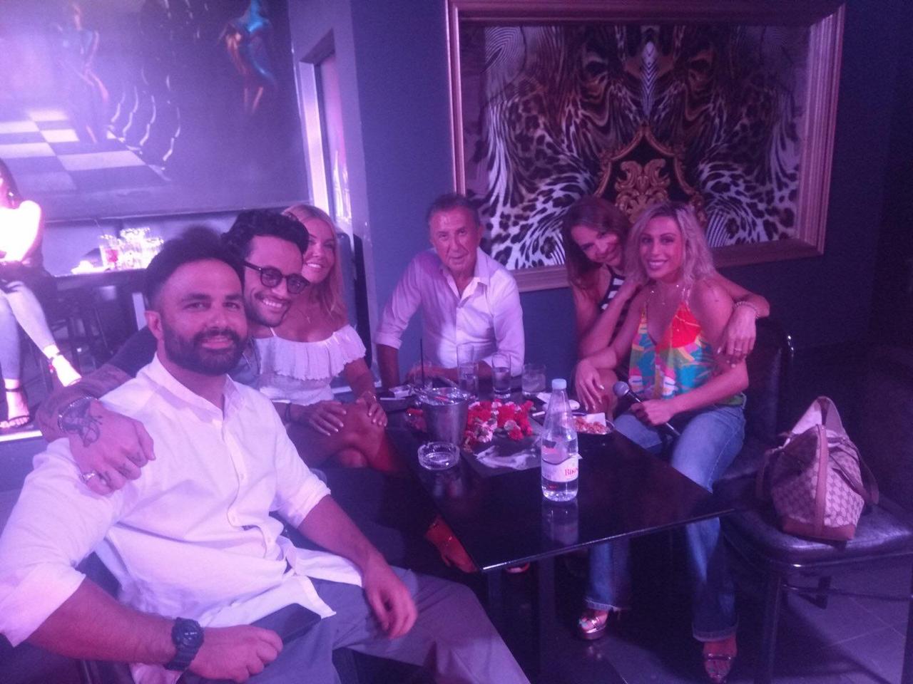 Νίκος Αναγνωστόπουλος, Κωνσταντίνος Φραντζής, Χριστίνα Παππά, Αργύρης Παπαργυρόπουλος, Νικολέττα Καρρά, Μαρία Καρλάκη