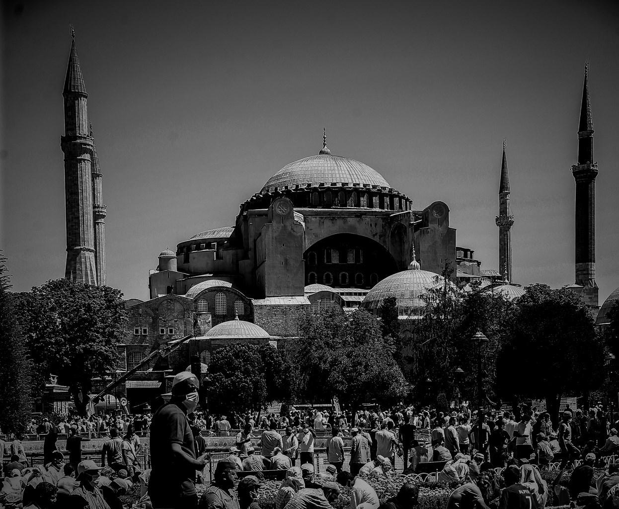 Κύμα αντιδράσεων για την Αγία Σοφία - Πένθιμες καμπάνες στις εκκλησίες της Ελλάδας | ΕΘΝΙΚΑ ΘΕΜΑΤΑ | Ορθοδοξία | orthodoxia.online | Αγία Σοφία | Αγία Σοφία | ΕΘΝΙΚΑ ΘΕΜΑΤΑ | Ορθοδοξία | orthodoxia.online