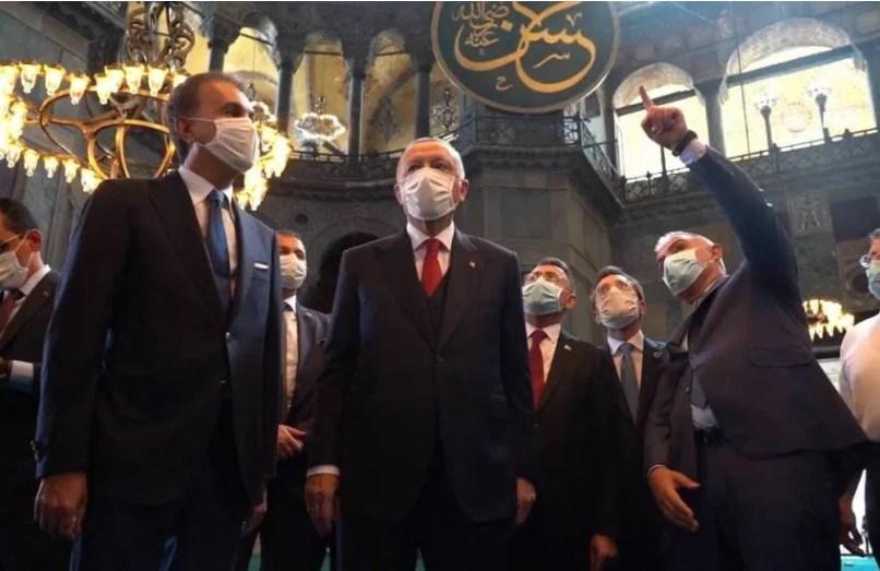 O Ερντογάν στήνει σκηνικό ανατροπής της Συνθήκης της Λωζάνης | ΚΟΣΜΟΣ | Ορθοδοξία | orthodoxiaonline | Ρετζέπ Ταγίπ Ερντογάν |  Ρετζέπ Ταγίπ Ερντογάν |  ΚΟΣΜΟΣ | Ορθοδοξία | orthodoxiaonline