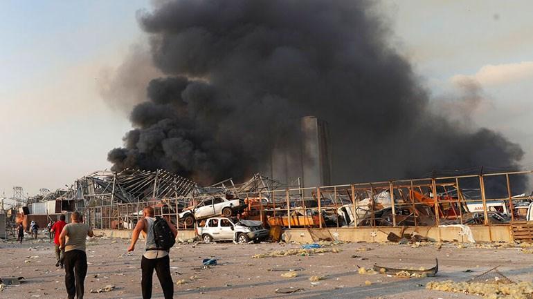 Έκρηξη στο Λίβανο   Ανατινάχθηκαν 2.750 τόνοι νιτρικού αμμωνίου   ΚΟΣΜΟΣ   Ορθοδοξία   orthodoxia.online   Έκρηξη στο Λίβανο   Έκρηξη στο Λίβανο   ΚΟΣΜΟΣ   Ορθοδοξία   orthodoxia.online