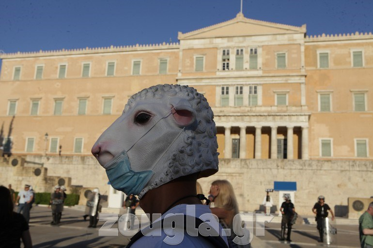 Συγκέντρωση διαμαρτυρίας γονέων για τις μάσκες στα σχολεία ΒΙΝΤΕΟ | Ελλάδα | συγκέντρωση διαμαρτυρίας | μάσκες | Ελλάδα | Ορθοδοξία | online
