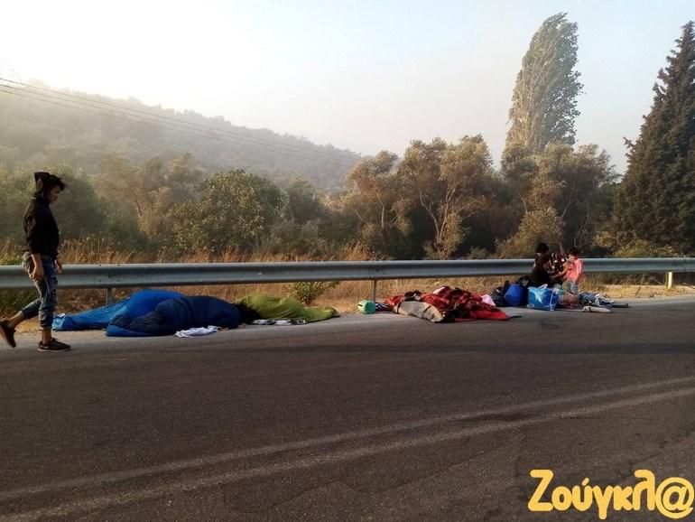 Μυτιλήνη: Τι συνέβη στο ΚΥΤ της Μόριας - ΒΙΝΤΕΟ & ΦΩΤΟ | Ελλάδα | Μόρια | Μόρια | Ελλάδα | Ορθοδοξία | online