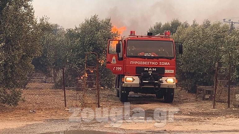 Μεγάλη φωτιά στην Κερατέα | Ελλάδα | Κερατέα | Κερατέα | Ελλάδα | Ορθοδοξία | online