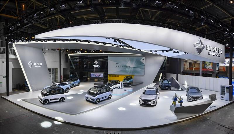 Στην πρόσφατη έκθεση αυτοκινήτου στο Πεκίνο είδαμε εκατοντάδες ηλεκτρικές... προτάσεις!