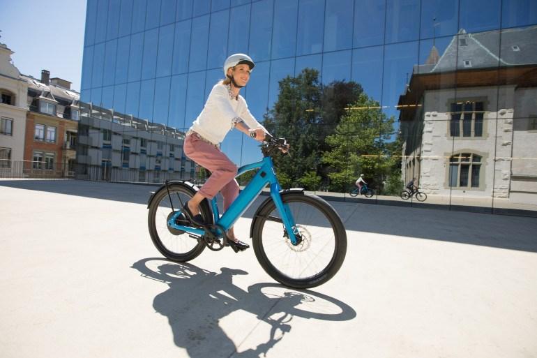 Εύκολη και οικολογική μετακίνηση προσφέρει ένα e-bike