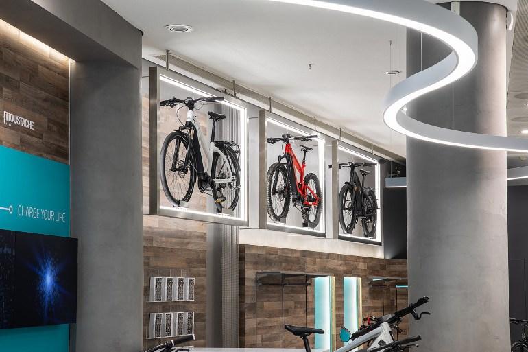 Μεγάλη ποικιλία ποιοτικών ποδηλάτων θα βρείτε στο κατάστημα Kosmoride στο Μαρούσι