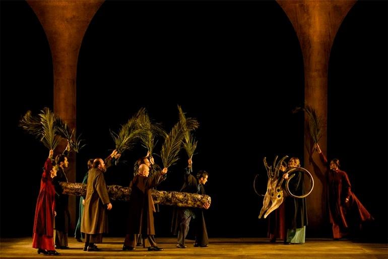 Η Αποκάλυψη | Σκηνοθεσία: Θάνος Παπακωνσταντίνου © Ελίνα Γιουνανλή