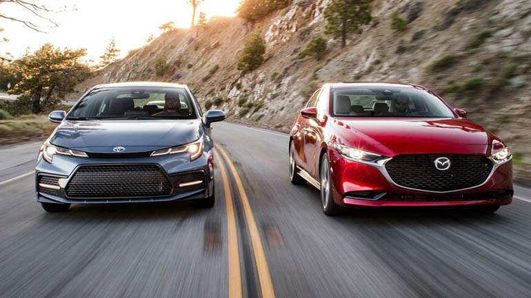Mazda και Toyota εμφανίζουν τα λιγότερα προβλήματα