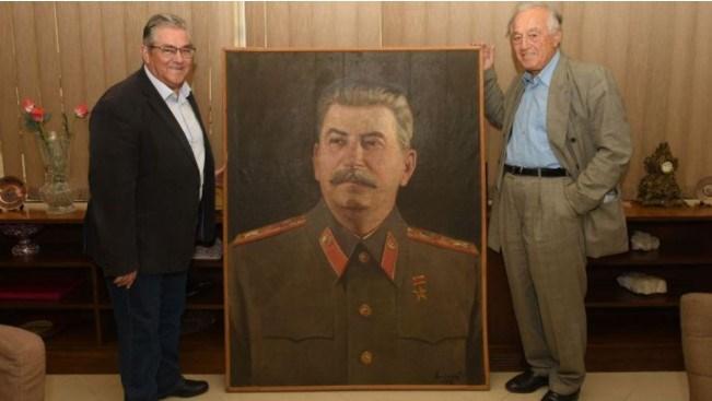 Οι φωτογραφίες προέρχονται από το 902.gr (Δεξιά ο καθηγητής Γιώργος Μπάφας)