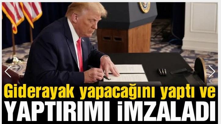 Κυρώσεις στην Τουρκία και με υπογραφή Τραμπ | ΚΟΣΜΟΣ | κυρώσεις στην Τουρκία | S-400 | ΚΟΣΜΟΣ | Ορθοδοξία | online