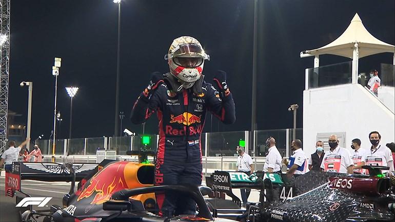 Ο Max Verstappen θα εκκινήσει από την πρώτη θέση του αγώνα της Κυριακής στο Άμπου Ντάμπι.