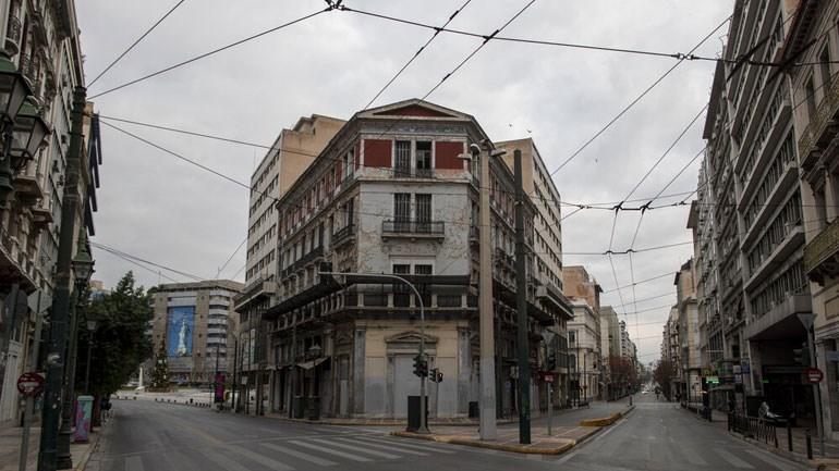 Πρωτοχρονιά με απαγόρευση κυκλοφορίας και κλείσιμο δρόμων   orthodoxia.online   Πρωτοχρονιά   Πρωτοχρονιά   Ελλάδα   orthodoxia.online