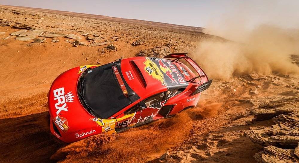 Dakar τέλος για τον Sebastien Loeb...