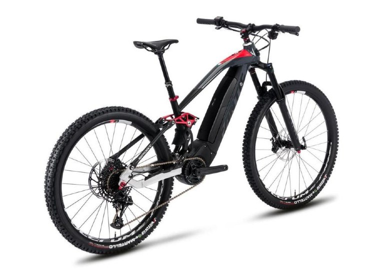 The batteries have a capacity of 720Wh with satisfactory autonomy