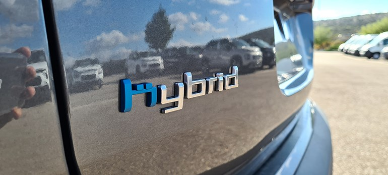 Hybrid technology is constantly gaining ground ...
