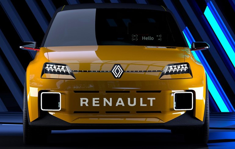 The Renault 5 prototype will go into production