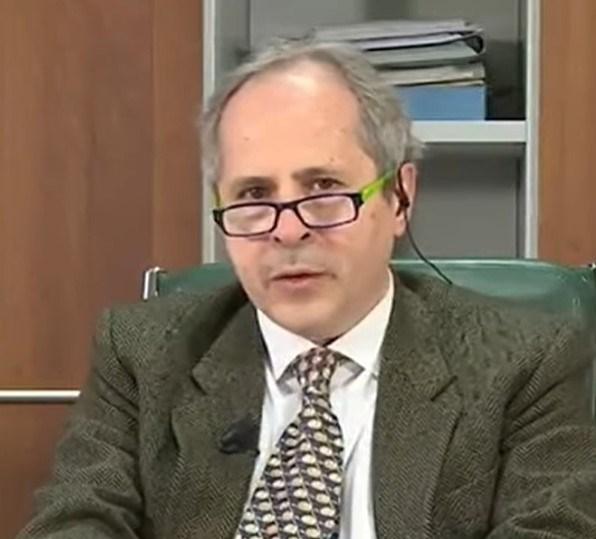 Καθηγητής Αντρέα Κριζάντι