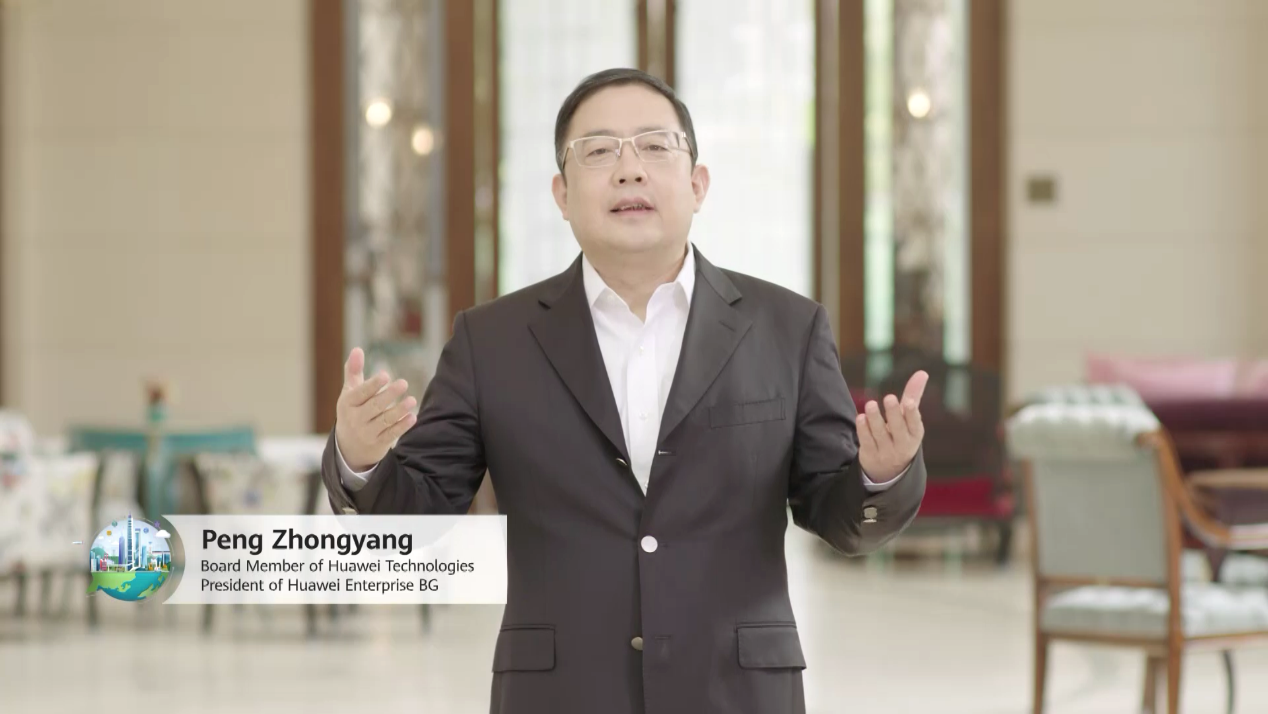 Κ. Peng Zhongyang, Μέλος του Διοικητικού Συμβουλίου και Πρόεδρος της Enterprise BG, Huawei