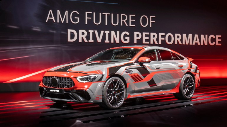 The GT73 with 800+ hp and F1 technology