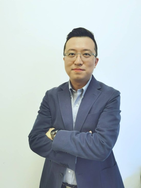 Andy Miao, Country Manager της Huawei CBG Ελλάδος