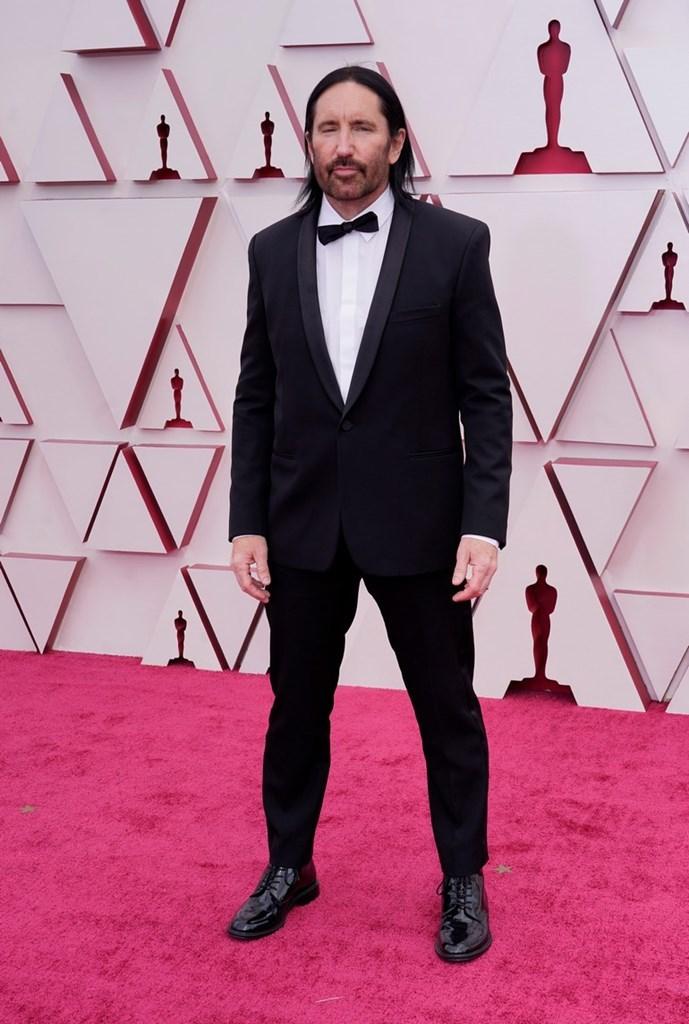 Ο μουσικός και τραγουδιστής Trent Reznor