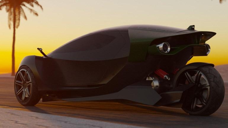 Full carbon η έκδοση Ultimate του Spiritus.